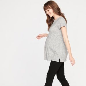 Old Navy Maternity Tee, Size Small